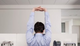 3 stretches to do at your desk