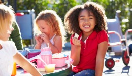 Children of college educated parents eat healthier
