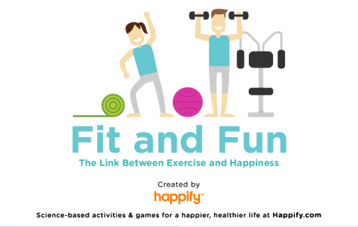 Infographic: The link between exercise and happiness