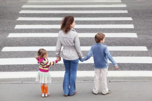 September: A dangerous month for young pedestrians