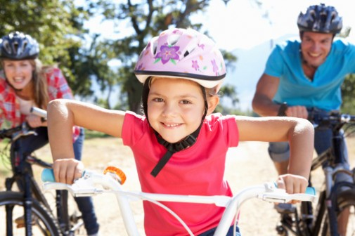 Getting your child from couch potato to physically fit