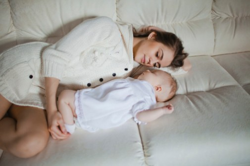 Sofas unsafe for sleeping infants