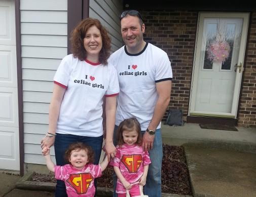 One family's gluten-free journey