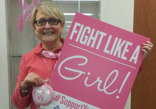 Helping other breast cancer survivors