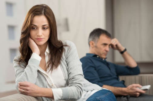 Men and women react different to mental stress
