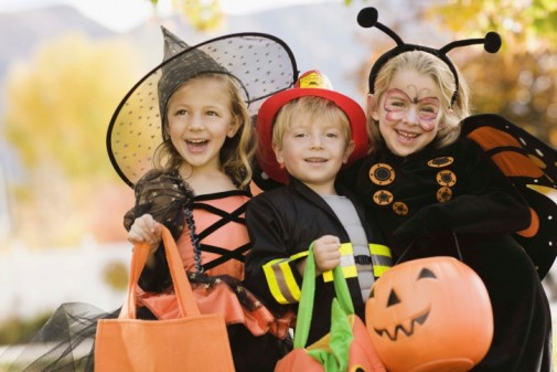 Trick-or-treating with food allergies
