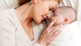 Breastfeeding bonds mothers and babies