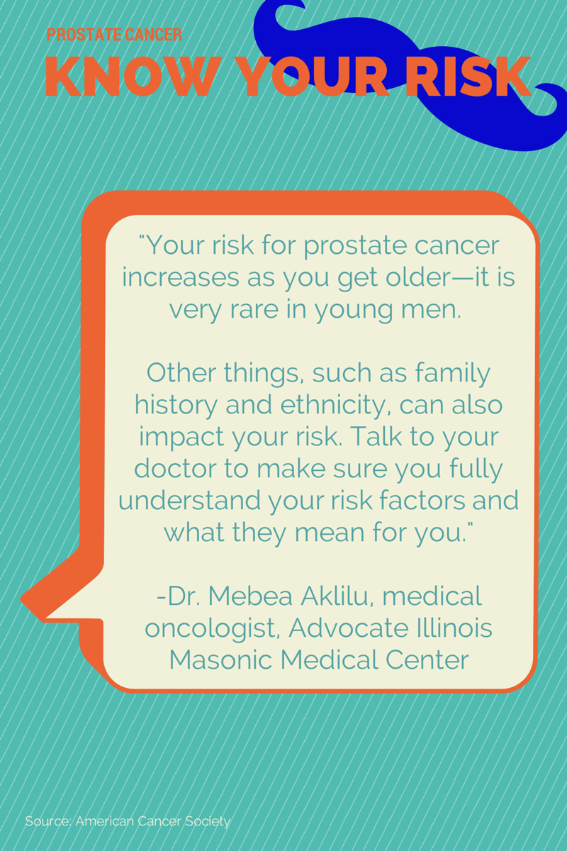Prostate Cancer: What You Need to Know 5