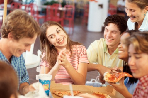 Living near fast food outlets can be costly