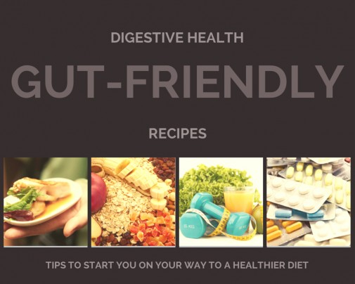 Infographic: Gut-friendly recipes