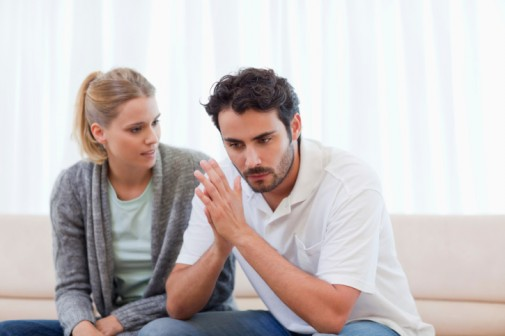 Men are victims of domestic violence, too