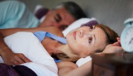 Poor sleep can lead to anxiety