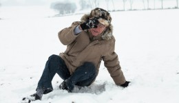 Preventing slip-and-fall accidents this winter