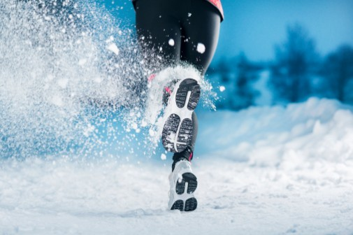 Running in winter; Yes you can!