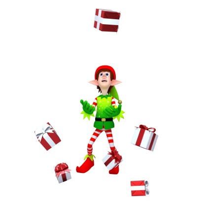 Make merry memories with your Elf on the Shelf