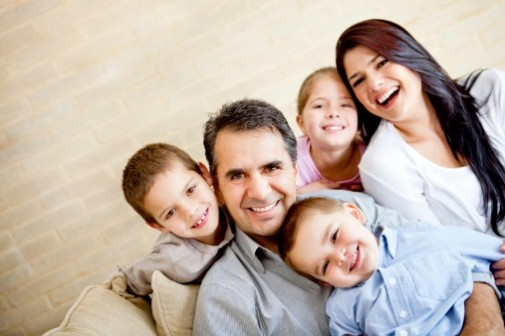 Immunize kids for healthier parents