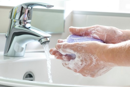 5 common hand-washing mistakes
