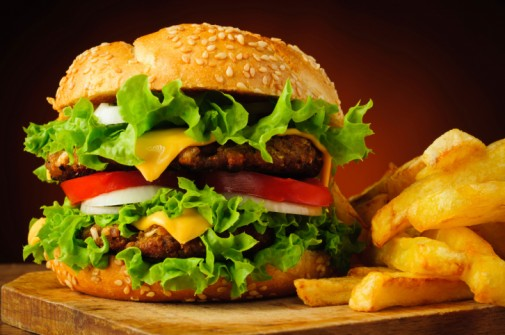Fast food portion sizes aren't getting smaller