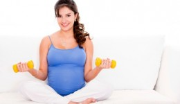 Active pregnant moms lead to healthier babies