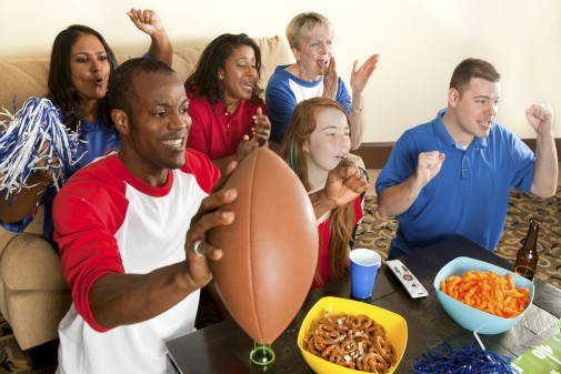 8 tips for a healthy Super Bowl Sunday