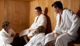How saunas may help your heart