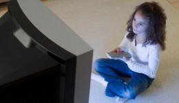 TV raising kids' blood pressure