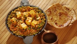 Heart healthy Indian food from a Master Chef