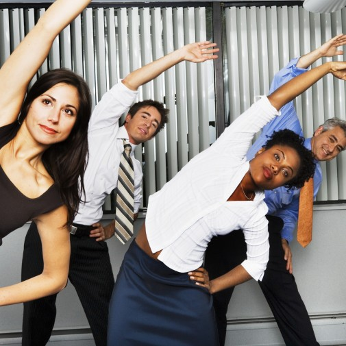 Workplace wellness programs gaining in popularity