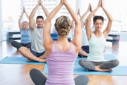 Yoga may reduce heart disease risk factors