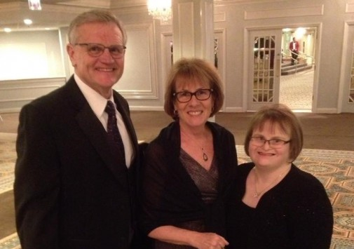 Christine's story: Living a healthy life with Down syndrome