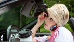 Teens doing more than texting while driving
