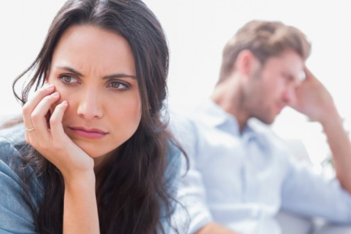 Wives' sickness makes divorce more likely