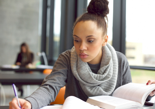 Infographic: 6 study tips that actually work