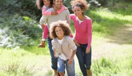 8 ways to have healthy family fun this spring