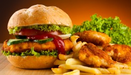 Fatty foods may slow metabolism