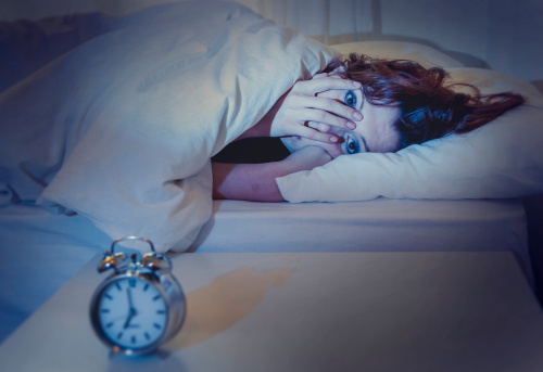 Are your nightmares caused by anxiety and depression?