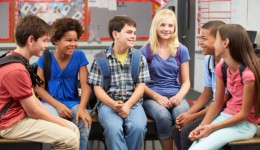Tweens look to peers over adults for advice