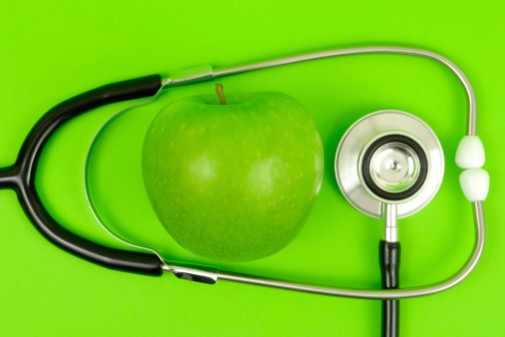An apple a day may not keep the doctor away