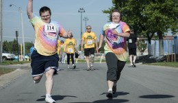 Inspiring journey to the Special Olympics