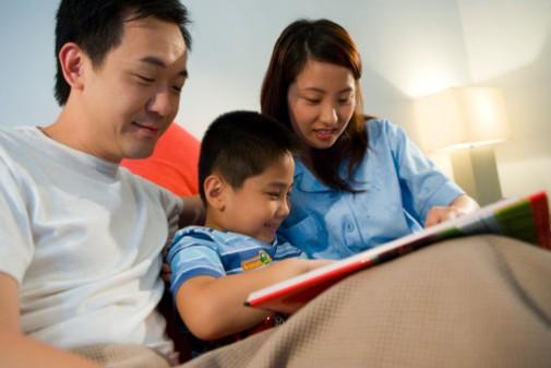 Consistent bedtime routines help kids sleep