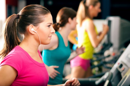 Maximize your workout with your smartphone