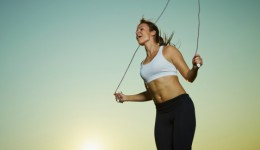 Infographic: Health benefits of jumping rope