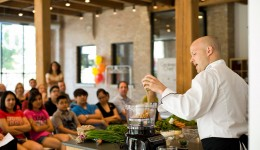 Weight Watchers chef shares his personal story of weight loss