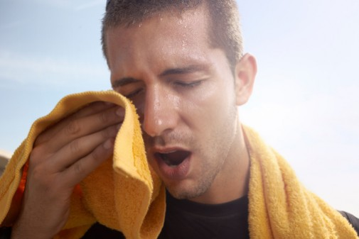 What does your sweat say about you?