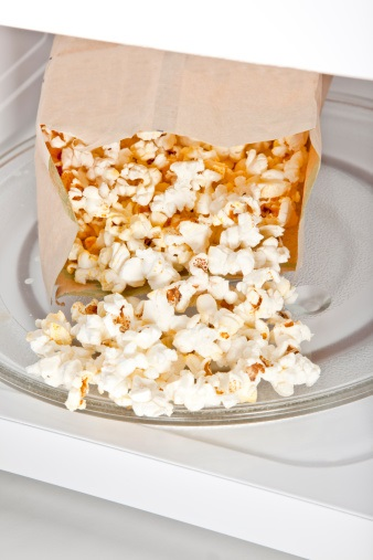 Are hidden chemicals lurking in your microwave popcorn?