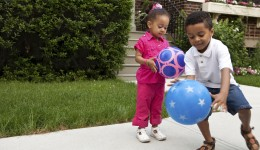 Are kids in day care not moving enough?