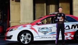 Dehydration derails NASCAR driver