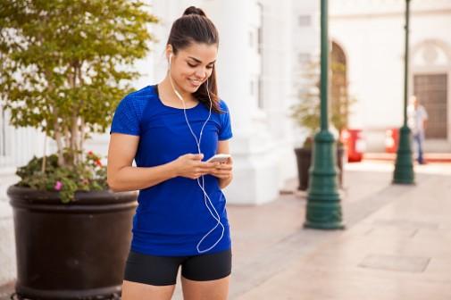 Sharing exercise goals on Facebook not the best motivator