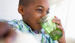 Shocking number of children aren't properly hydrated