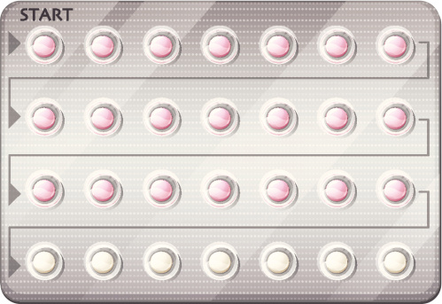Can some birth control pills cause blood clots?